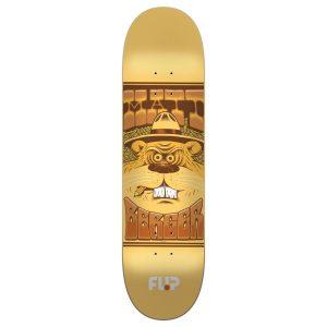 flip skateboarding