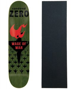 best zero skateboard deck