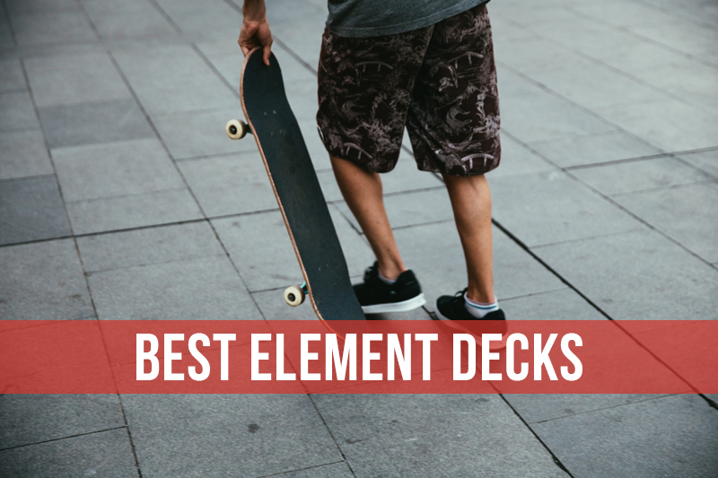 Best Element Skateboard Decks